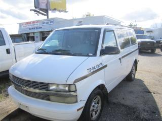 Used 2004 Chevrolet Astro one ower low k/m norust for sale in North York, ON