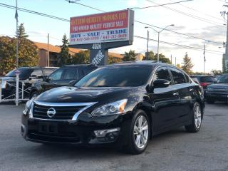 Used 2015 Nissan Altima 2.5 SV for sale in Toronto, ON