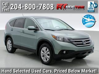 Used 2012 Honda CR-V EX for sale in Winnipeg, MB