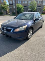 Used 2008 Honda Accord for sale in Scarborough, ON