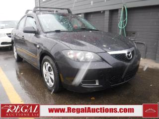 Used 2007 Mazda MAZDA3 4D Sedan for sale in Calgary, AB