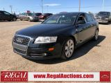 Photo of Black 2006 Audi A6