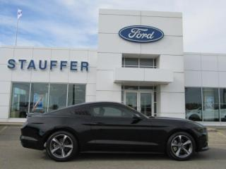 Used 2017 Ford Mustang V6 for sale in Tillsonburg, ON