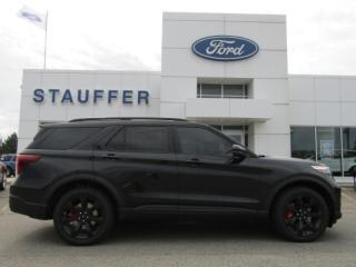 New 2020 Ford Explorer ST for sale in Tillsonburg, ON