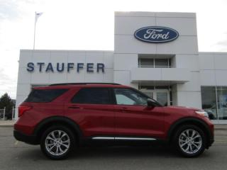 Used 2020 Ford Explorer XLT for sale in Tillsonburg, ON