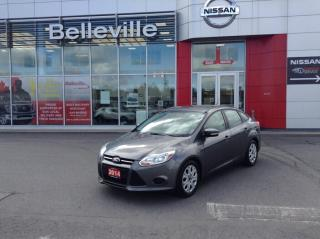 Used 2014 Ford Focus SE SUNROOF HEATED SEATS CLEAN CARPROOF for sale in Belleville, ON