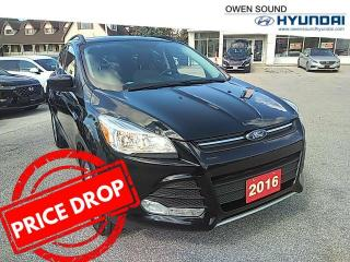 Used 2016 Ford Escape for sale in Owen Sound, ON