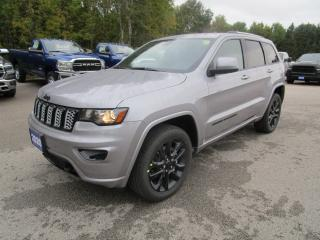 Used 2020 Jeep Grand Cherokee Altitude for sale in Owen Sound, ON