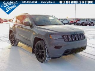 New 2020 Jeep Grand Cherokee Altitude 4x4 | Sunroof | Leather | Bluetooth for sale in Indian Head, SK