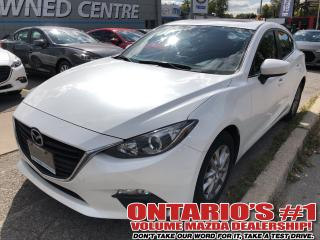 Used 2016 Mazda MAZDA3 GS,NAVIGATION,HEATED SEAT,SUNROOF !!! for sale in Toronto, ON