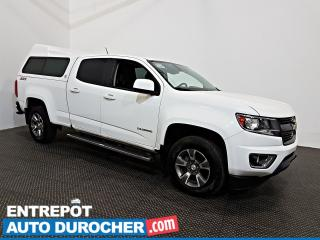 Used 2016 Chevrolet Colorado 4WD Z71 4X4 NAVIGATION  - A/C - Caméra de Recul for sale in Laval, QC