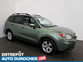Used 2015 Subaru Forester I Convenience AWD Automatique - AIR CLIMATISÉ for sale in Laval, QC