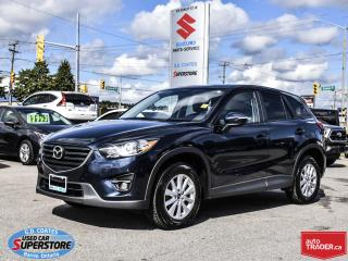 Used 2016 Mazda CX-5 GS AWD ~Power Moonroof ~Heated Seats ~Backup Cam for sale in Barrie, ON