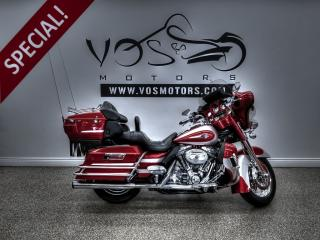 Used 2008 Harley-Davidson FLHTCUSE 3 Screamin Eagle - No Payments For 1 Year** for sale in Concord, ON
