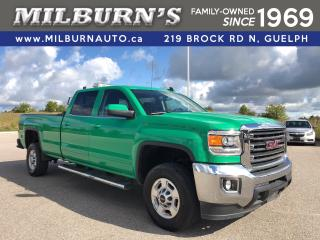 Used 2017 GMC Sierra 2500 HD SLE 4X4 for sale in Guelph, ON