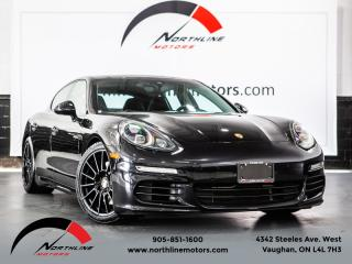 Used 2016 Porsche Panamera S E-Hybrid|Navigation|Sport Chrono|Soft Close Door|Blindspot for sale in Vaughan, ON
