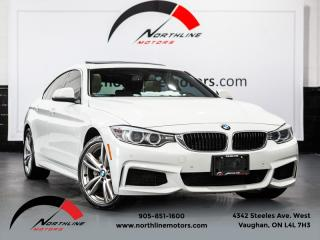 Used 2015 BMW 4 Series 435i xDrive Gran Coupe|M-Sport|Navigation|Camera|Premium for sale in Vaughan, ON