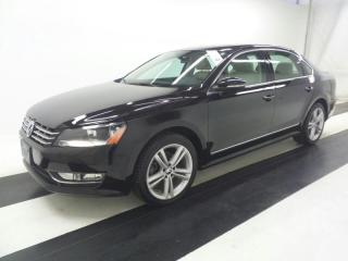 Used 2012 Volkswagen Passat 4dr Sdn 2.0 TDI Comfortline for sale in Barrie, ON