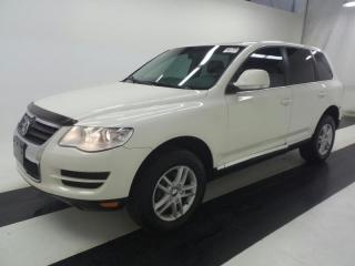 Used 2010 Volkswagen Touareg 4dr TDI for sale in Barrie, ON