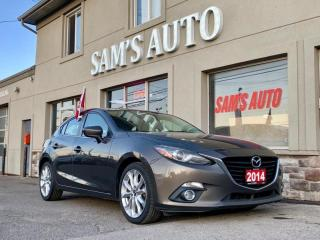 Used 2014 Mazda MAZDA3 4dr HB Sport Auto GT-SKY for sale in Hamilton, ON