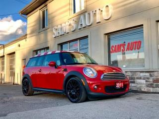 Used 2011 MINI Cooper Clubman 2DR CPE for sale in Hamilton, ON