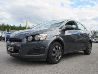 Used 2013 Chevrolet Sonic LT Auto for sale in Newmarket, ON