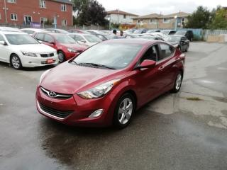 Used 2013 Hyundai Elantra GLS for sale in Toronto, ON