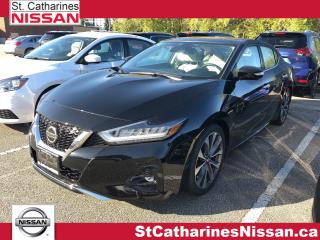 New 2020 Nissan Maxima Platinum CVT for sale in St. Catharines, ON