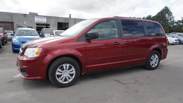 2011 Dodge Grand Caravan EX 7 PASSENGERS DVD CAMERA BLUETOOTH *CERTIFIED 2YR WARRANTY* STOW & GO