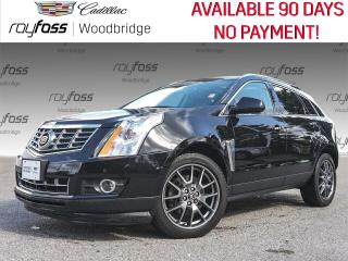 Used 2016 Cadillac SRX NAVI, SUNROOF, BOSE, VENTED SEATS for sale in Woodbridge, ON