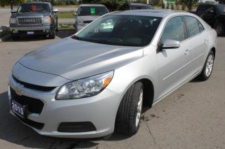 Used 2015 Chevrolet Malibu LT for sale in Carleton Place, ON