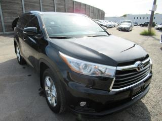 Used 2015 Toyota Highlander AWD 4DR LIMITED for sale in Toronto, ON