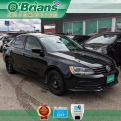 Used 2017 Volkswagen Jetta Sedan Trendline+ - Accident Free w/Mfg Warranty, Heated Seats, Backup Camera for sale in Saskatoon, SK