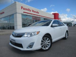 Used 2012 Toyota Camry XLE | LEATHER | NAVI | BACK UP CAM! for sale in Brampton, ON