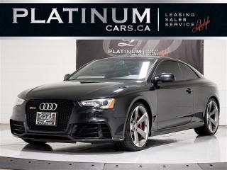 Used 2014 Audi RS 5 4.2 quattro AWD, 450HP, NAVI, BANG&OLUFSEN, CARBON RS5 for sale in Toronto, ON