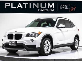 Used 2013 BMW X1 xDrive28i AWD, PANO, Heated LEATHER, Bluetooth for sale in Toronto, ON