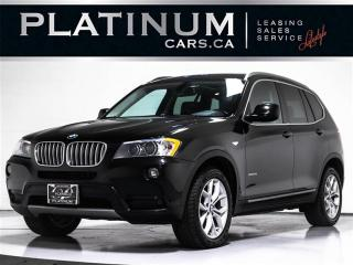 Used 2011 BMW X3 xDrive28i for sale in Toronto, ON