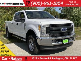 Used 2017 Ford F-350 XL FX4| LONG BOX| 4X4| OPEN SUNDAYS| for sale in Burlington, ON