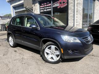 Used 2011 Volkswagen Tiguan 4 portes Comfortline 4Motion, boîte auto for sale in Longueuil, QC