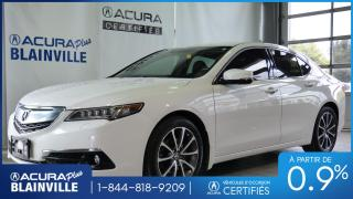 Used 2015 Acura TLX SH-AWD ELITE for sale in Blainville, QC