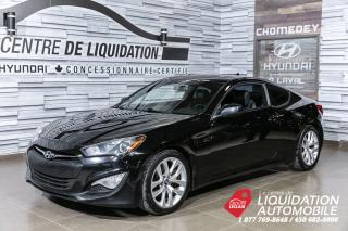 Used 2013 Hyundai Genesis Premium+cuir+toit+gps for sale in Laval, QC