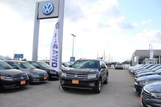 Used 2019 Volkswagen Atlas 3.6 FSI Highline for sale in Whitby, ON