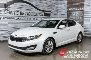 Used 2013 Kia Optima EX+TURBO for sale in Laval, QC