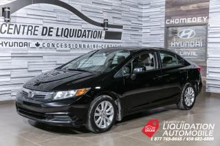Used 2012 Honda Civic EX for sale in Laval, QC
