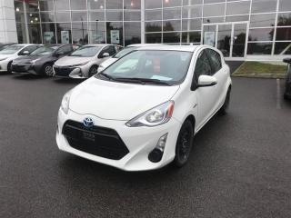 Used 2015 Toyota Prius c 5 PORTES for sale in Québec, QC