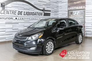 Used 2015 Kia Rio EX+ for sale in Laval, QC
