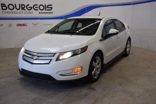 Used 2013 Chevrolet Volt *** mags polis, sièges chauffants, dém. à dist. ** for sale in Rawdon, QC