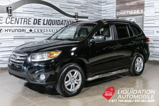 Used 2012 Hyundai Santa Fe GL for sale in Laval, QC