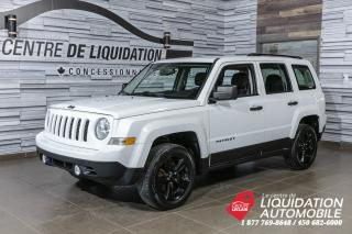 Used 2015 Jeep Patriot Altitude+AWD for sale in Laval, QC