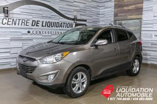 Used 2013 Hyundai Tucson GLS+AWD for sale in Laval, QC